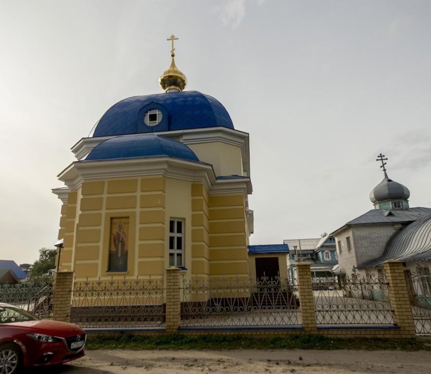 Церковь Николая Чудотворца, Кулебаки