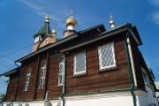 Церковь Филарета, митрополита Московского - Кемерово - г. Кемерово - Кемеровская область