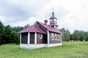 Церковь Николая, царя-мученика - Знаменка, урочище - г. Кулебаки - Нижегородская область