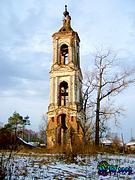 Листьё. Воскресения Христова, колокольня церкви