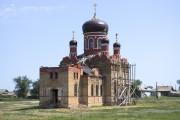 Церковь Николая Чудотворца - Поповка - Хвалынский район - Саратовская область
