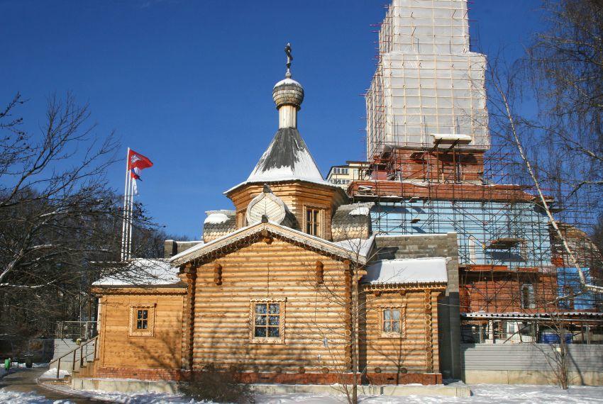 церкви в зао москвы реальный тест, который