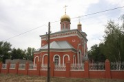 Церковь Спаса Преображения - Замьяны - Енотаевский район - Астраханская область