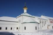 Истра. Трёх Святителей при больничном корпусе Новоиерусалимского монастыря, церковь