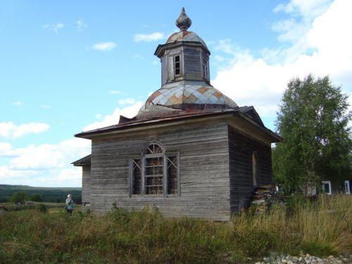 Часовня Николая Чудотворца, Горка (Вертяево)