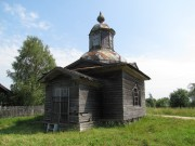 Часовня Николая Чудотворца - Горка (Вертяево) - Верховажский район - Вологодская область