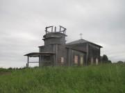 Церковь Екатерины - Усть-Нерманка - Лешуконский район - Архангельская область