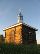 Часовня Спаса Преображения - Машковская - Верховажский район - Вологодская область