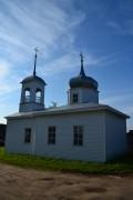Часовня Успения Пресвятой Богородицы - Мокиевская - Верховажский район - Вологодская область