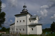 Церковь Рождества Иоанна Предтечи - Никольская - Верховажский район - Вологодская область
