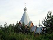 Церковь Вассиана Тиксненского - Юбилейный - Тотемский район - Вологодская область