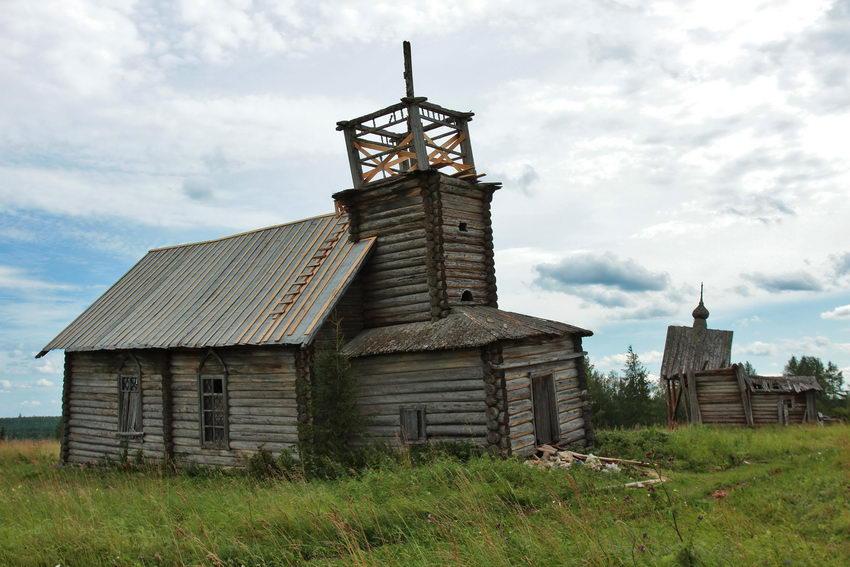 Церковь Вознесения Господня, Березник