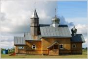 Церковь Николая Чудотворца - Взвад - Старорусский район - Новгородская область