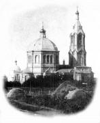 Церковь Иоанна Богослова - Рассказово - Рассказовский район и г. Рассказово - Тамбовская область