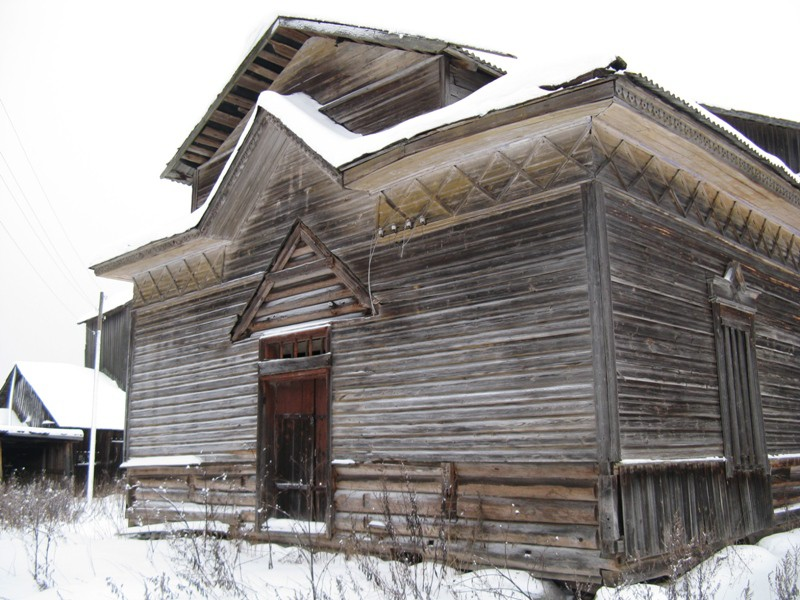 Церковь Успения Пресвятой Богородицы, Шемякино