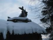Часовня Василия Великого - Марковщина - Медвежьегорский район - Республика Карелия