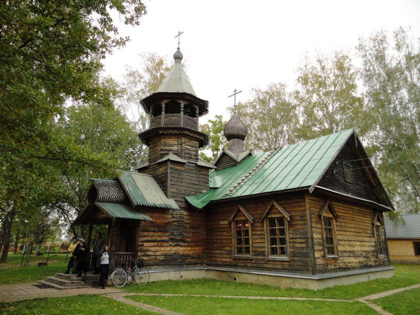 Церковь Евфросинии Полоцкой, Карсава