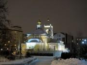 Церковь Спаса Преображения в Преображенском - Москва - Восточный административный округ (ВАО) - г. Москва