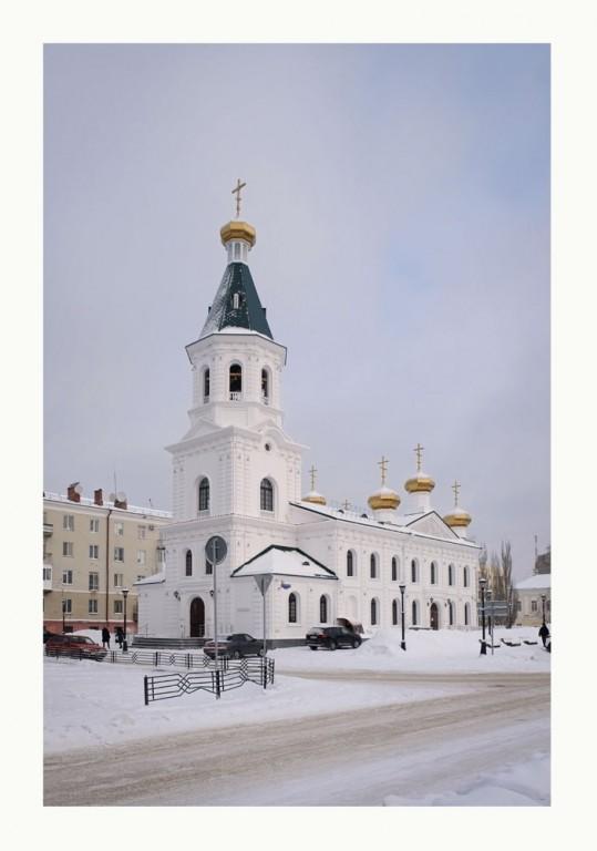 Собор Воскресения Христова, Омск