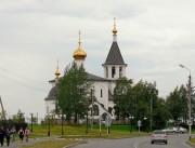 Церковь Всех Святых - Нефтеюганск - Нефтеюганский район и г. Нефтеюганск - Ханты-Мансийский автономный округ