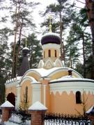 Церковь Елисаветы Феодоровны - Москва - Западный административный округ (ЗАО) - г. Москва