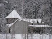 Церковь Двенадцати Апостолов - Лужайка - Выборгский район - Ленинградская область