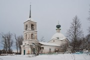 Церковь Благовещения Пресвятой Богородицы - Трофимовское, урочище - Первомайский район - Ярославская область