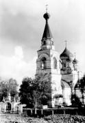 Церковь Успения Пресвятой Богородицы - Жарки - Костромской район - Костромская область