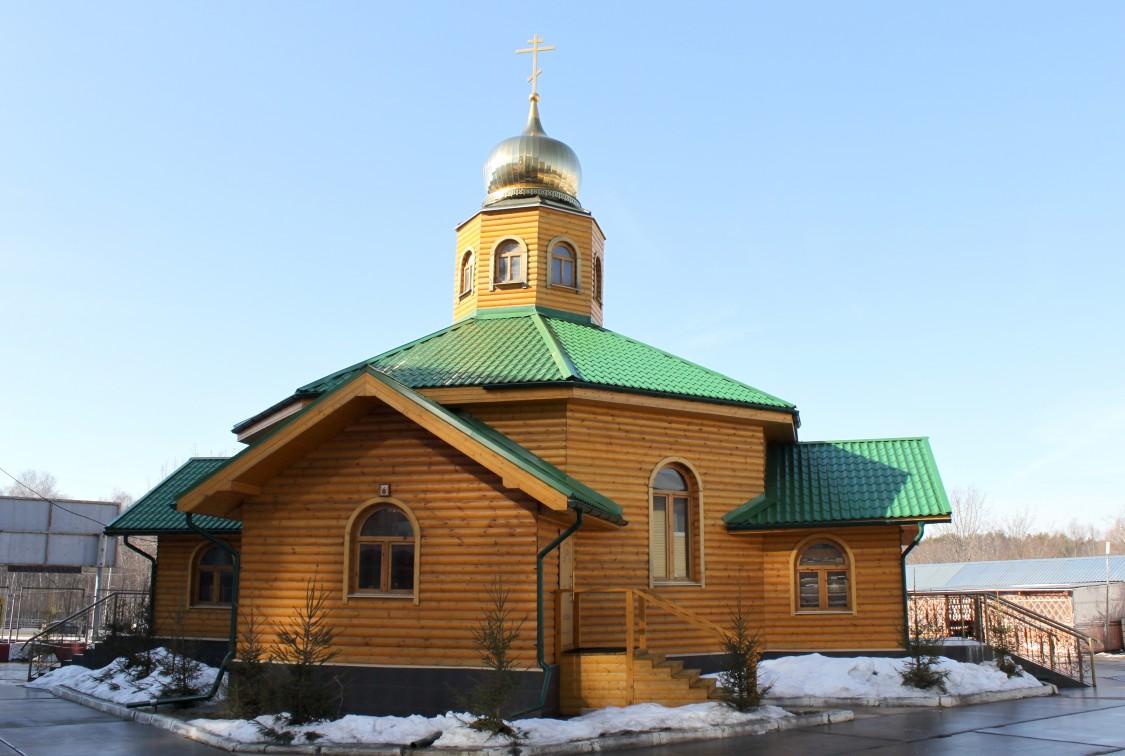 Церковь Алексия, человека Божия, Москва