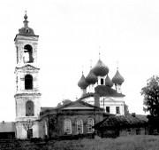 Церковь Николая Чудотворца - Сельцо за Воржею - Костромской район - Костромская область
