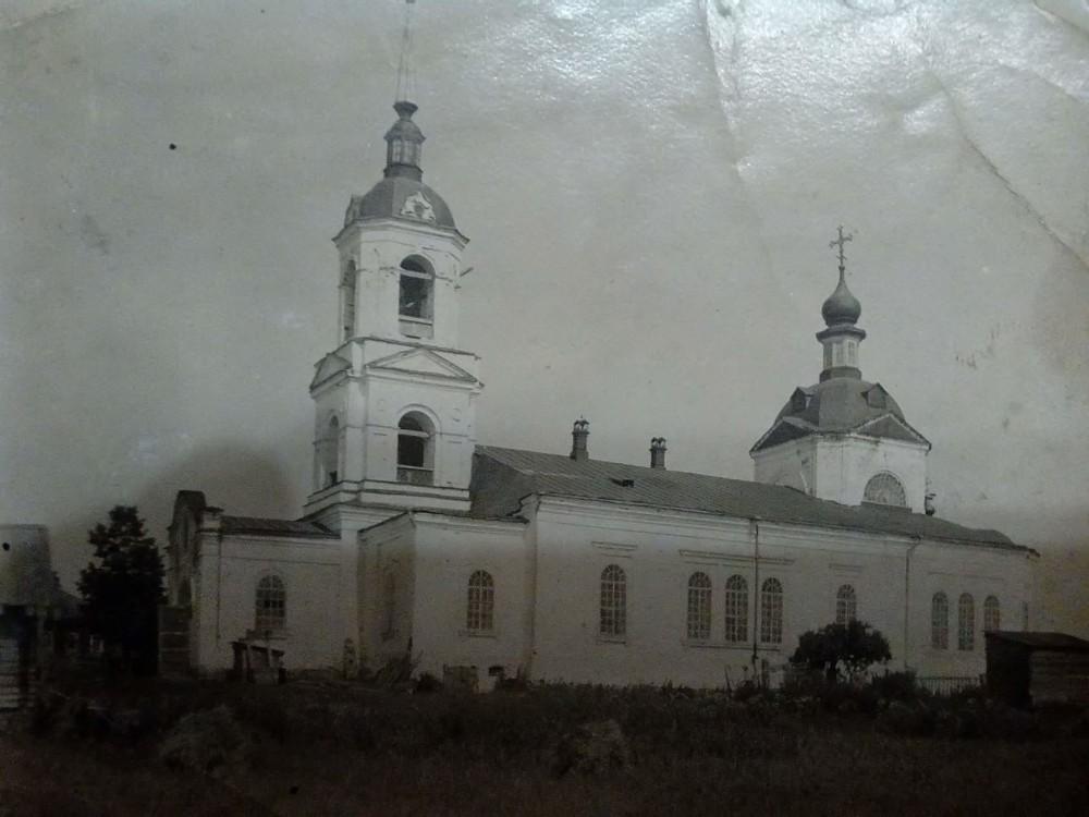 Церковь Флора и Лавра, Шешурга