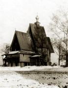 Церковь Спаса Преображения - Спас-Вежи - Костромской район - Костромская область