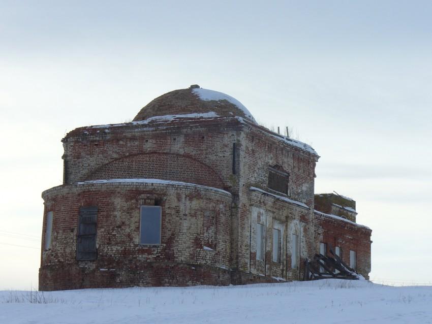 Церковь Покрова Пресвятой Богородицы, Белая Гора