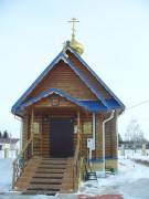 Церковь Рождества Христова (новая) - Сахаровка - Алексеевский район - Республика Татарстан