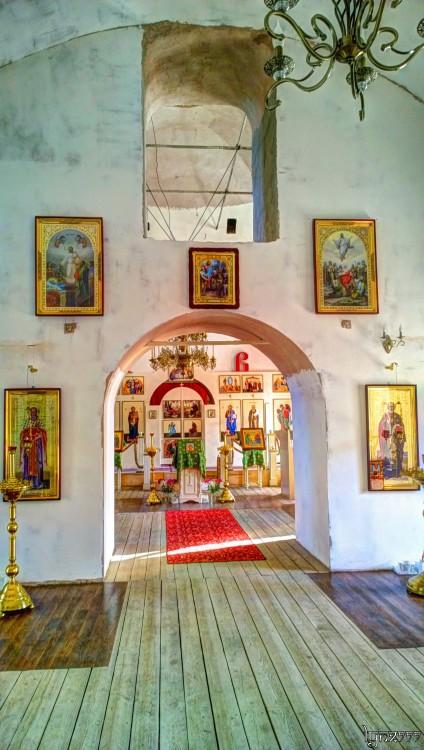 Новоиерусалимское архиерейское подворье. Собор Воскресения Словущего, Горки