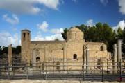 Пафос. Кириакии Никомидийской, церковь