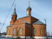 Церковь Димитрия Солунского - Платава - Репьёвский район - Воронежская область