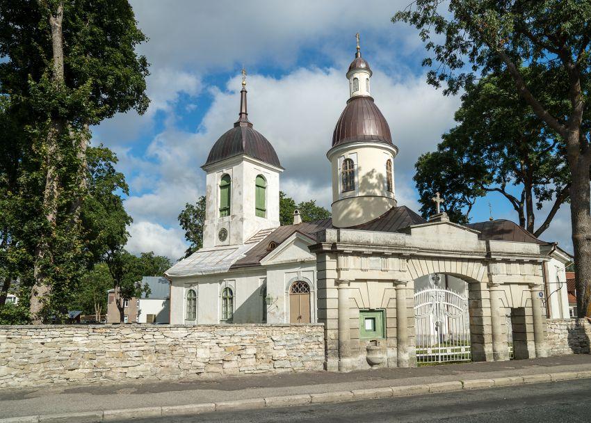 Церковь Св. Николая в г. Курессааре