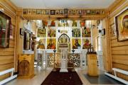 Церковь Георгия Победоносца в этнографическом парке реки Чусовой - Чусовой - Чусовской район - Пермский край