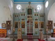 Рео. Реомяэский Иоанно-Предтеченский скит. Церковь Андрея Первозванного