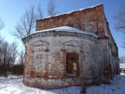 Церковь Смоленской иконы Божией Матери - Петровское - Одоевский район - Тульская область