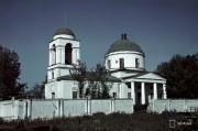 Церковь Вознесения Господня - Вознесенье - Подпорожский район - Ленинградская область