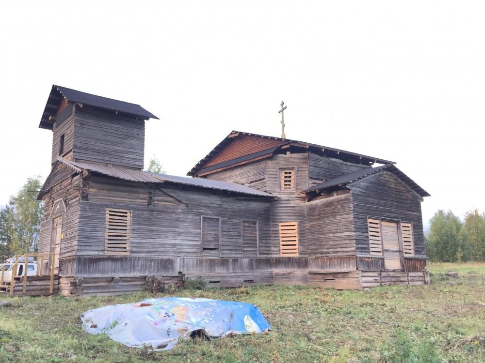 Церковь Лазаря Четверодневного, Медлеша