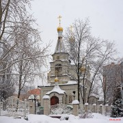 Ленина им., посёлок совхоза. Спаса Преображения, церковь