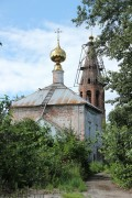 Церковь Воскресения Христова в Железном Борке - Железный Борок - г. Ярославль - Ярославская область