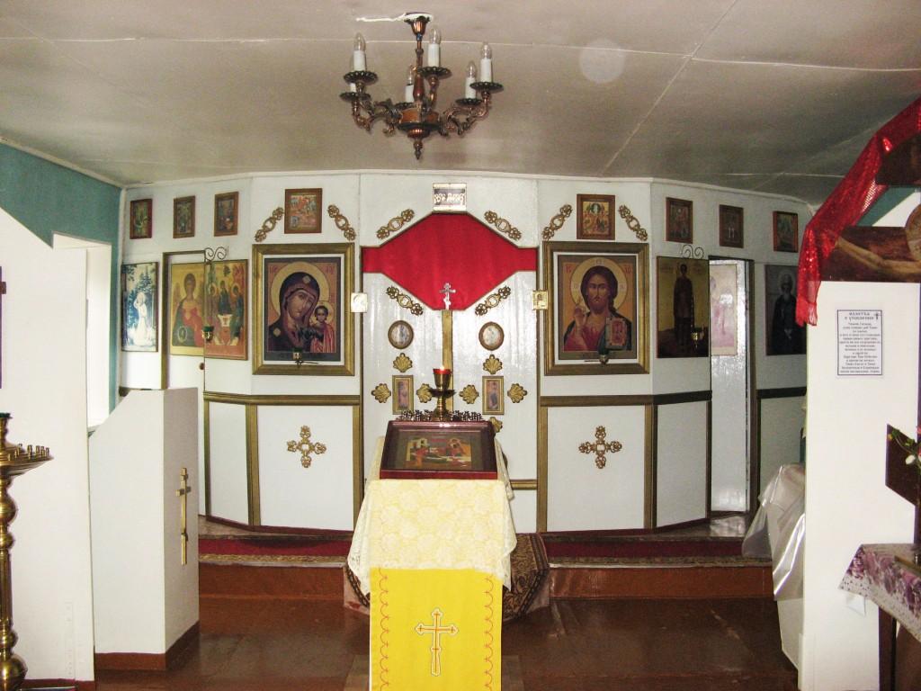 Церковь Димитрия Солунского, Лысые Горы (Старая Бахметьевка)