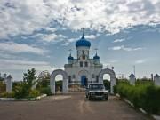 Церковь Покрова Пресвятой Богородицы - Белогорное - Вольский район - Саратовская область