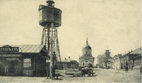 Ефремов|Церковь Николая Чудотворца: http://sobory.ru/article/?object=24036