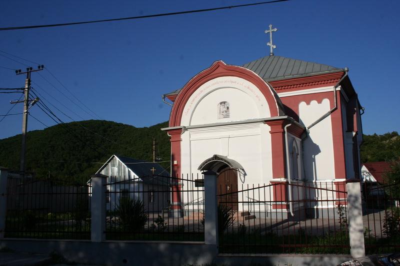 Церковь Усекновения главы Иоанна Предтечи, Прасковеевка