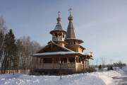 Церковь Вознесения Господня - Бузаево - Одинцовский район, г. Звенигород - Московская область